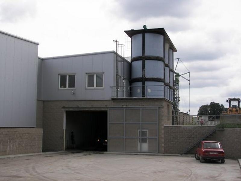 EKOMONT Litoměřice s.r.o. - betonárna