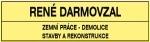 René Darmovzal –  (recyklace stavebních odpadů)
