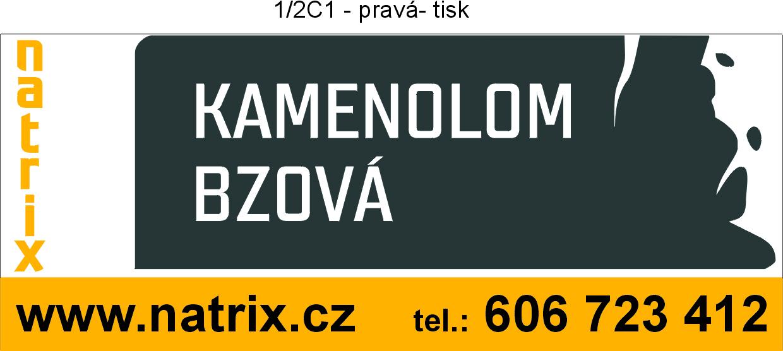 NATRIX Kamenolom Bzová, a.s.
