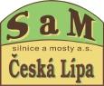 SaM silnice a mosty a.s., Česká Lípa (betonárna)
