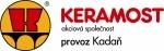 KERAMOST, a.s. - provoz Kadaň